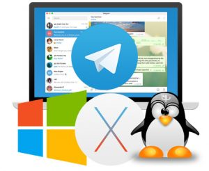 تلگرام برای ویندوز