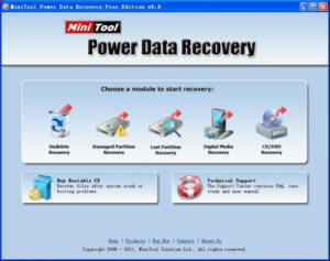 دانلود MiniTool Power Data Recovery