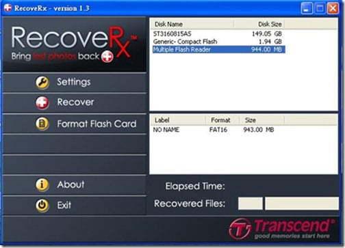 دانلود نرم افزار RecoveRx