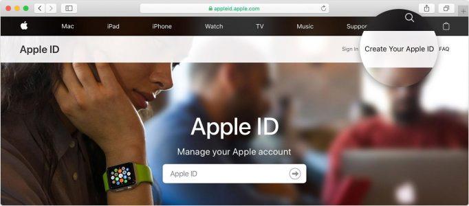 appelid e1596378857392 تغییر اپل آیدی گوشی آیفون