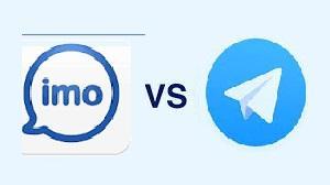 تفاوت های imo نسبت به تلگرام
