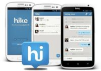 Hike Messenger Android iphone Nokia دانلود هایک