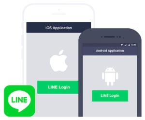 LINE پیامرسان لاین