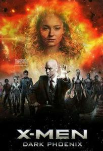 فیلم dark phoenix 2019