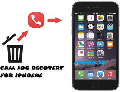 بازیابی تاریخچه تماس در ایفون