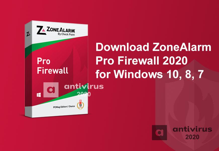 دانلود zonealarm security-ورژن 2020 زون آلارم firewall+antivirus crack