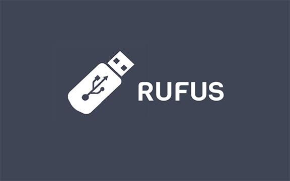 نرم افزار ساخت بوت با فلش Rufus